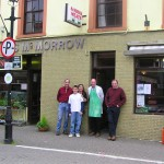 The whole family in Ireland